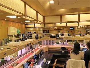 スカイ ビル 店 活 回し 寿司